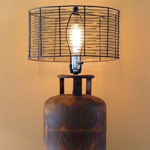 Picture of Industrial Tank Lamp