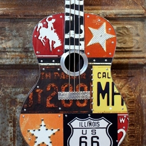 Picture of Route 66 Guitar