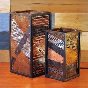 Picture of Metro Lanterns - set of 2